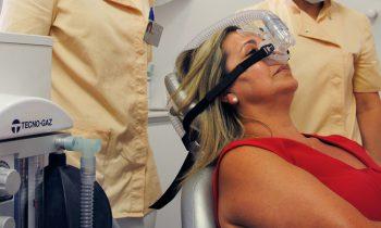 sedación consciente y oxido nitroso.