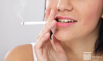 el tabaco y el dolor dental