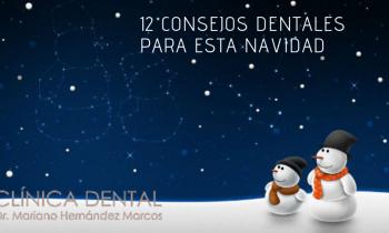 consejos dentales navidad