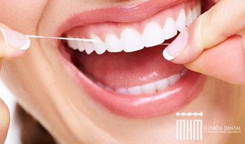 la higiene dental