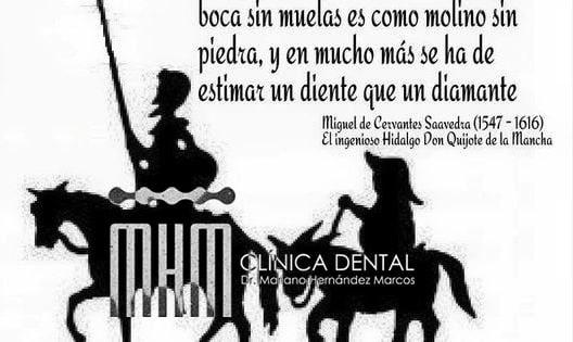 El Quijote y los dientes