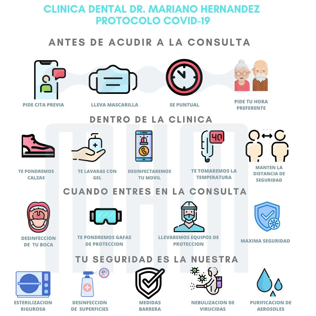 clinica dental mariano hernandez