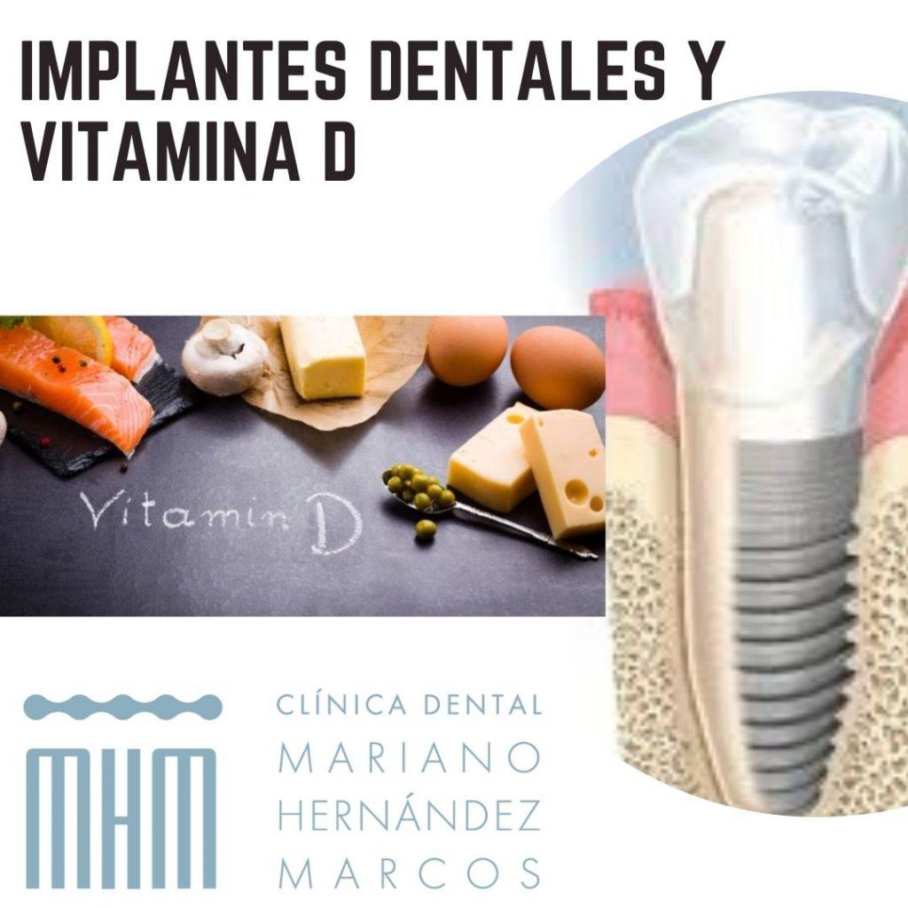 implantes dentales y colesterol y vitamina d